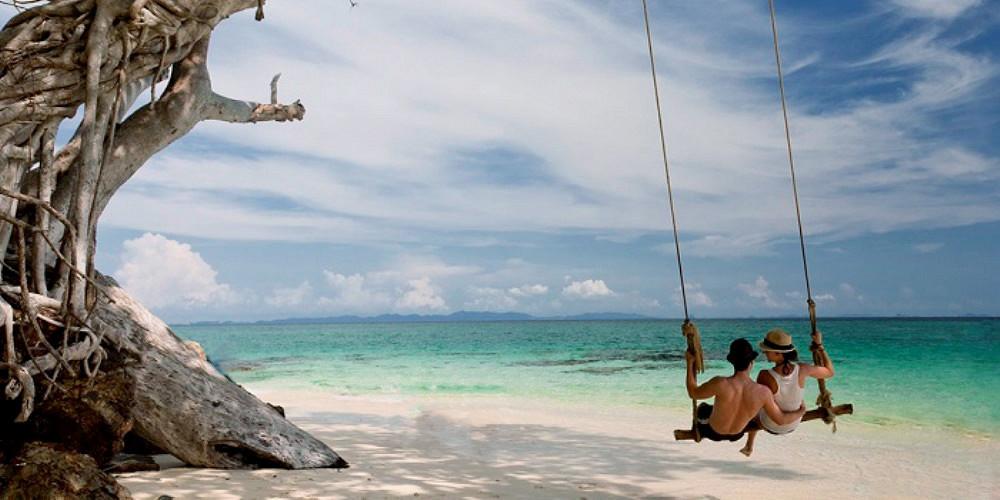 Фон пляж в аватарии - AVATAN PLUS
