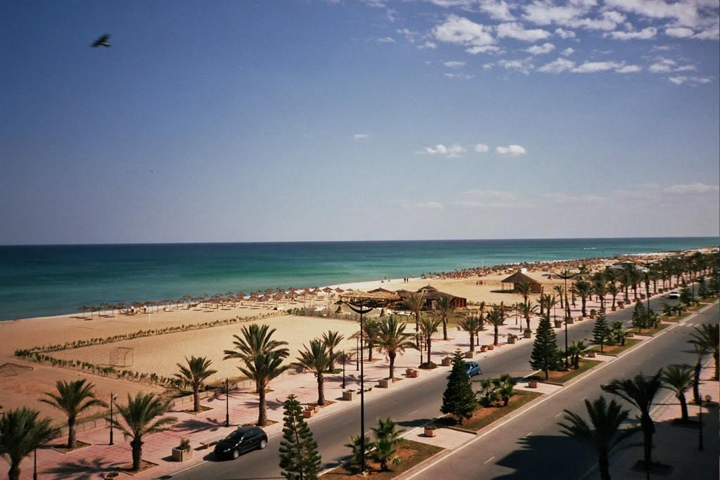отели туниса для отдыха с детьми
