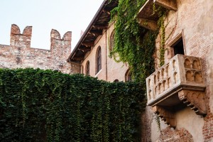 The most perfect view - hotels with views of juliet's house .
